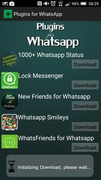 Addons for Whatsapp apk screenshot