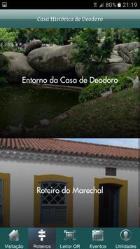 Casa Histórica de Deodoro apk screenshot