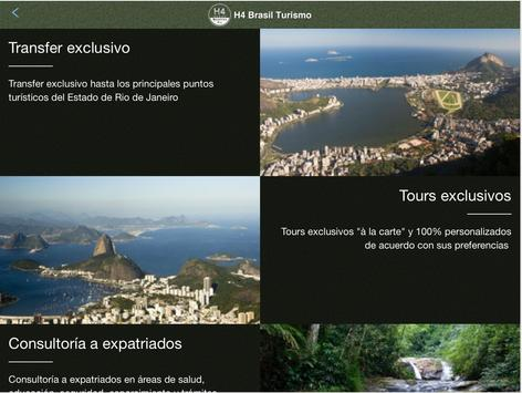 H4 Brasil Turismo apk screenshot