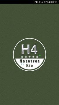 H4 Brasil Turismo poster