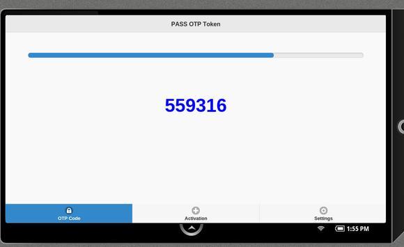 PASS Token screenshot 3