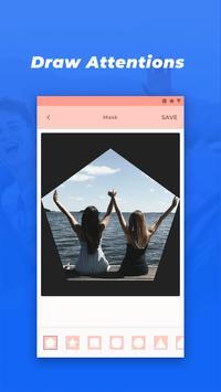AddPlus Followers with Kaleidoscope Photos captura de pantalla 2