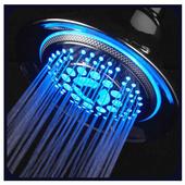 Bathroom Rain Shower Head icon