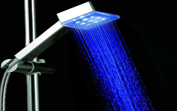 Bathroom Rain Shower Head screenshot 1
