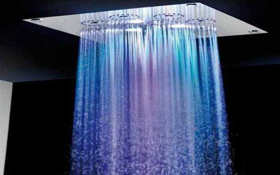 Bathroom Rain Shower Head screenshot 4