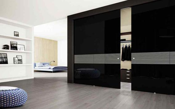 Black Wardrobe Design poster
