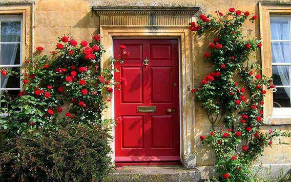 Garden Doors Design Ideas apk screenshot