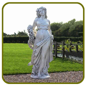 Garden Fairies Statues icon