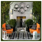 Garden Wall Art Design icon