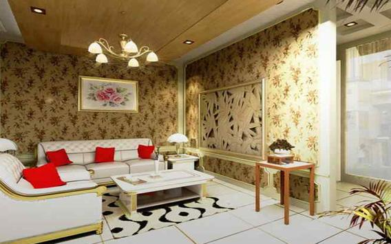 Decorating Modern Living Room apk screenshot