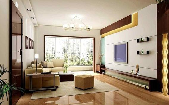 Decorating Living Room Simple screenshot 2