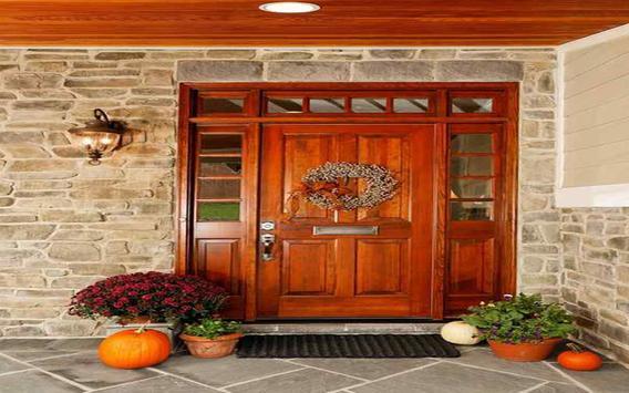 Exterior Door Design screenshot 1
