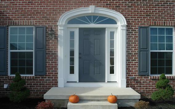 House Simple Door Ideas screenshot 3