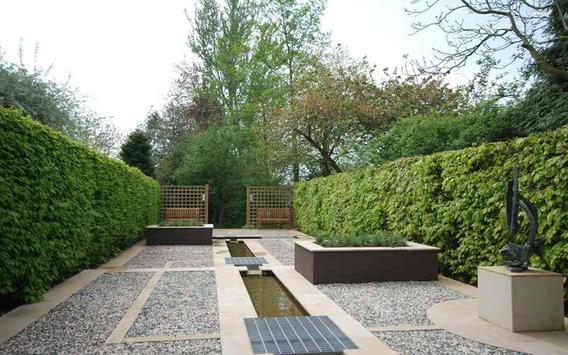 Modern Garden Fences Ideas apk screenshot