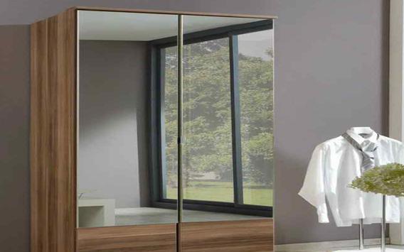 Mirrored Wardrobe Ideas poster