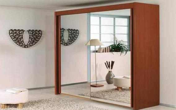 Mirrored Wardrobe Ideas apk screenshot
