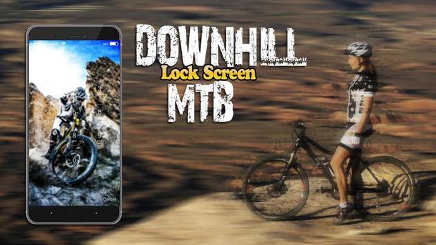 Downhill Lock Screen MTB screenshot 4