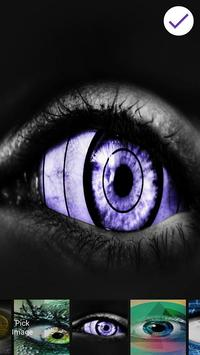Eye Lock Screen Background screenshot 2