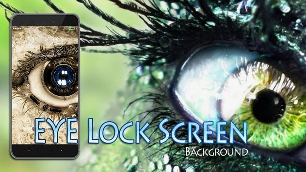 Eye Lock Screen Background screenshot 5