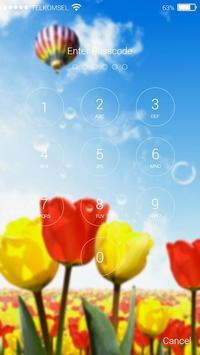 Hot Air Balon Lock Screen HD screenshot 8
