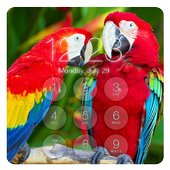 Parrot Lock Screen HD icon