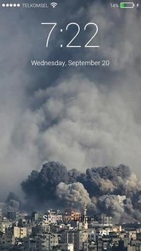 Storm Lock Screen screenshot 1