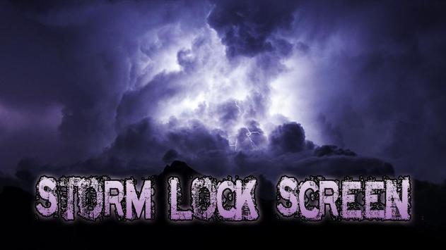 Storm Lock Screen screenshot 4