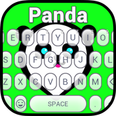 Punk Panda Keybaord Theme - Panda app icon