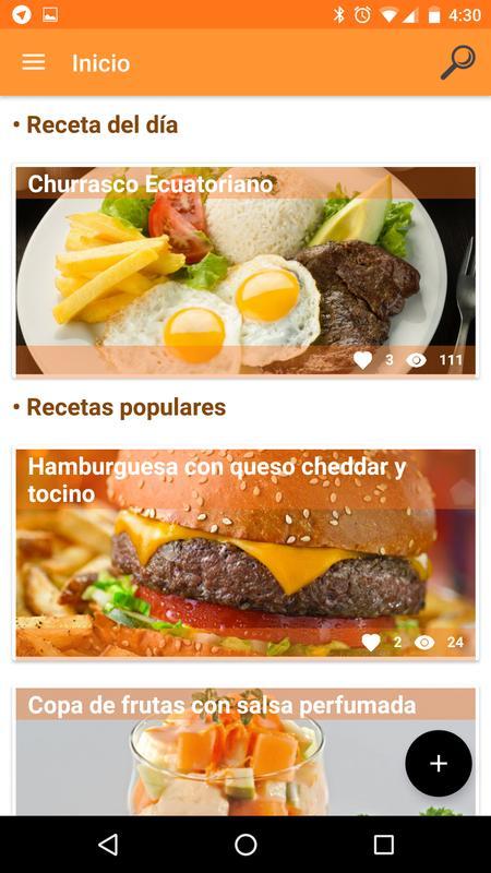 Revistas De Cocina Gratis | Revista Cocina Descarga Apk Gratis Estilo De Vida Aplicacion Para