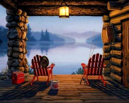 Cabin Jigsaw Puzzles apk screenshot