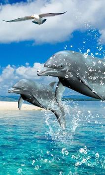 Dolphins Jigsaw Puzzle Game apk screenshot