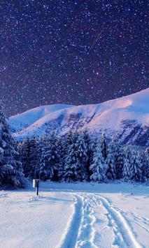 Snow Landscape Jigsaw Puzzle apk screenshot