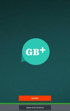 Gbwhatsapp+ Plus poster