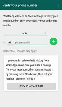 Gbwhatsapp+ Plus apk screenshot