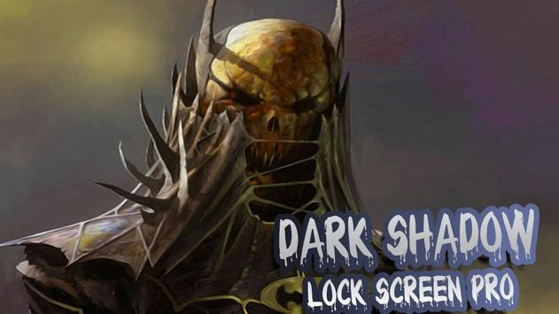 Dark Shadow Lock Screen Pro screenshot 2