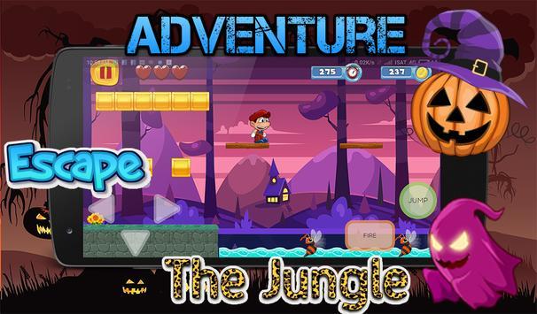 Adventure Escape The Jungle apk screenshot