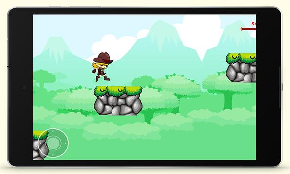 Amazing Runer Safari apk screenshot