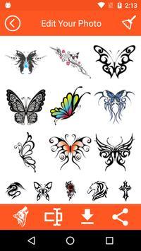 Tattoo My Photo Editor - Tattoo Maker screenshot 3
