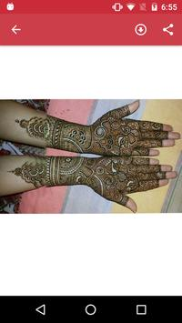 Arabic Mehndi apk screenshot
