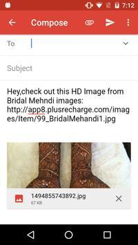 Bridal Mehndi apk screenshot