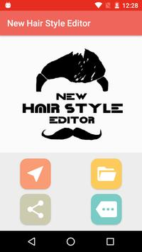 New Hairstyle Editor poster