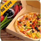Pizza Recipes in Hindi icon