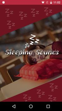 Sleeping Sounds - Atmosphere: Relaxing Sounds poster