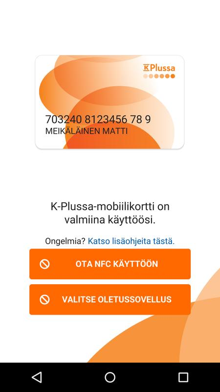 K-Plussa-mobiilikortti for Android - APK Download