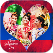 Laos Independence Day Frames icon