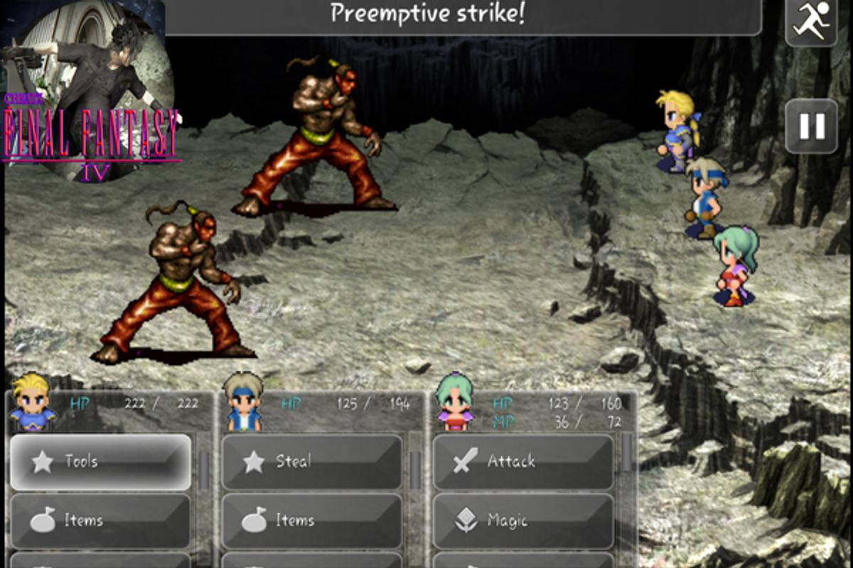 Cheats Final Fantasy IV for Android - APK Download
