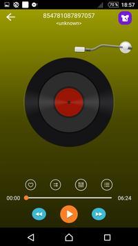 Tube MP3 Music Player PRO screenshot 4