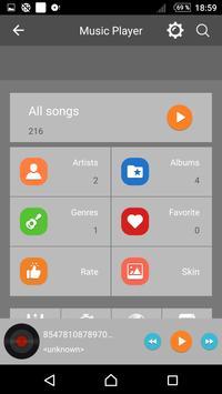 Tube MP3 Music Player PRO screenshot 2