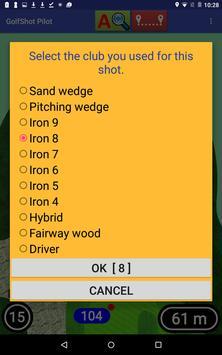 GolfShot Pilot apk screenshot