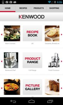 Kenwood world kitchen recipes apk download free lifestyle app for kenwood world kitchen recipes poster forumfinder Gallery